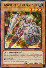 Ancient Gear Knight - BP02-EN056 - Mosaic Rare - Unlimited