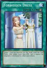 Forbidden Dress - BP02-EN168 - Common - Unlimited