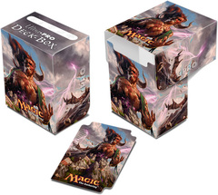 Ultra Pro Born of the Gods Xenagos Top-Loading Deck Box