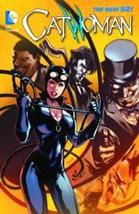 Catwoman Tp Vol 04 Gotham Underground (N52)