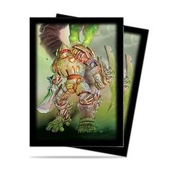 84162 - Ultra PRO Darkside of Oz Tin Man Sleeves (50 ct.) on Channel Fireball