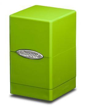 84179 - Ultra PRO Lime Green Satin Tower