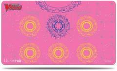 Pink Play Mat for Cardfight!! Vanguard