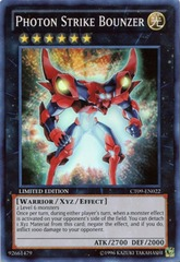 Photon Strike Bounzer - SP14-EN024 - Common - 1st Edition