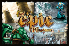 Tiny Epic Kingdoms - Second Edition