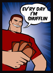 Legion 'SHUFFLIN' Sleeves
