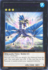 Number 17: Leviathan Dragon - Purple - DL15-EN012 - Rare - Unlimited Edition