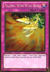 Phoenix Wing Wind Blast - PGLD-EN070 - Gold Rare - 1st Edition