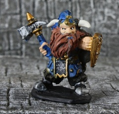 Dwarf Warrior