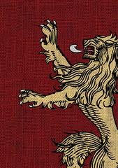 Art Sleeves: GoT House Lannister 50 ct
