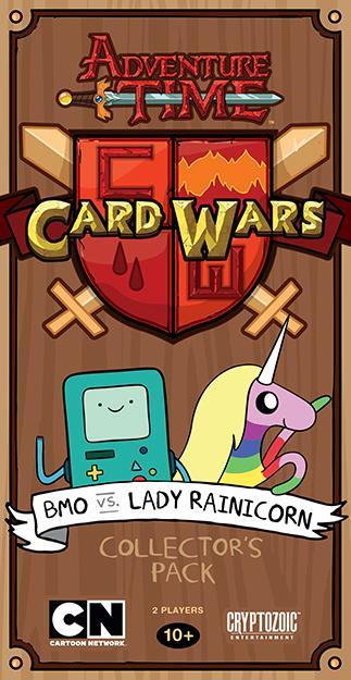 Adventure Time: Card Wars  BMO vs. Lady Rainicorn