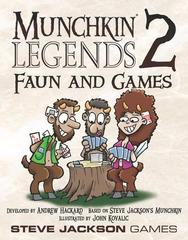 Munchkin Legends 2: Faun and Games