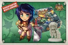 Arcadia Quest: Sonja