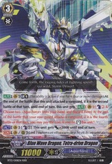 Blue Wave Dragon, Tetra-drive Dragon - BT13/008EN - RRR on Channel Fireball