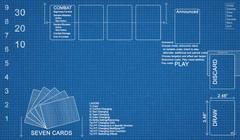 Blueprint Playmat