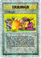 Challenge! - 106/110 - Uncommon - Reverse Holo