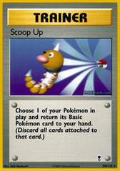 Scoop Up - 104/110 - Rare - Reverse Holo