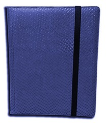 Legion Dragon Hide Binder - Blue