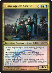 Oloro, Ageless Ascetic - Foil DCI Judge Promo