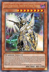Black Luster Soldier - Envoy of the Evening Twilight - JUMP-EN069 - Ultra Rare - Limited Edition on Channel Fireball