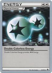 Double Colorless Energy - 92/99 - Igor Costa - WCS 2012