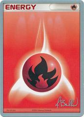 Fire Energy - Jimmy Ballard - WCS 2006