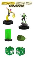DC HeroClix: War of Light Sinestro Corps War Scenario Pack