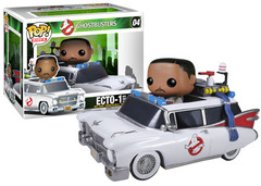 #04 - Ecto-1 (Ghostbusters)