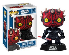 #09 Darth Maul (Star Wars)