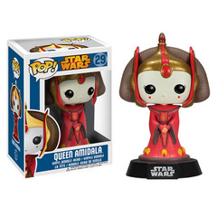 #29 - Queen Amidala (Damaged Box)