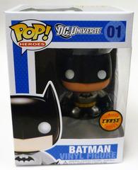 #01 - Batman (DC Universe) - Metallic Chase