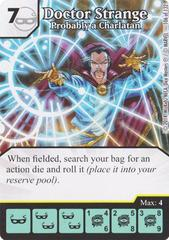Doctor Strange - Probably a Charlatan (Card Only)