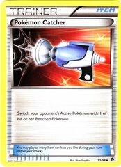 Pokemon Catcher - 95 - Promotional - Crosshatch Holo 2012 Player Rewards