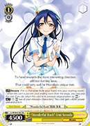Wonderful Rush Umi Sonoda - LL/W24-E102 - TD