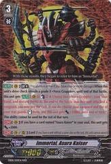 Immortal, Asura Kaiser - EB08/001EN - RRR