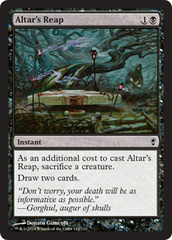 Altar's Reap - Foil on Channel Fireball