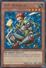D.D. Warrior - LCYW-EN218 - Rare - Unlimited Edition