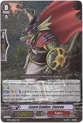 Lizard Soldier, Conroe - EB09/016EN - R