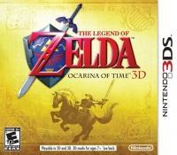 Legend of Zelda The: Ocarina of Time 3D