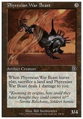 Phyrexian War Beast (b)