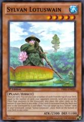 Sylvan Lotuswain - PRIO-EN020 - Common - Unlimited Edition
