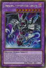 Dragonecro Nethersoul Dragon - PGLD-EN015 - Gold Secret Rare - Unlimited Edition