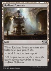 Radiant Fountain - Foil