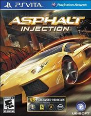 Asphalt- Injection