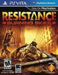 Resistance- Burning Skies