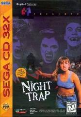 Night Trap (Sega CD 32X)