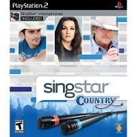 SingStar Country - Microphone Bundle