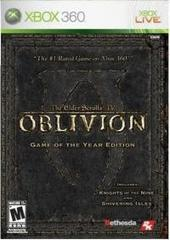 Elder Scrolls IV: Oblivion Game of the Year Edition, The