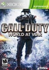 Call of Duty: World at War - Platinum Hits