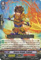 Dragon Knight, Sadegh - BT14/034EN - R